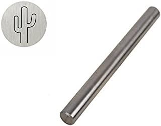 5 MM Southwest Design Cactus Stamp Tool for Stamping and Marking Jewelry and Metals