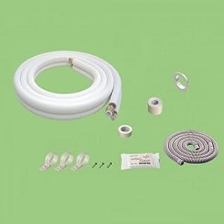 関東器材 配管セット(部品入り) 2分3分 7m 7P-FSP