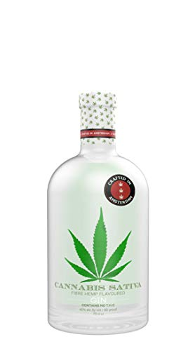 Cannabis Sativa Cannabis Sativa Fibre Hemp Flavoured Gin 40% Vol. 0,7L - 700 ml