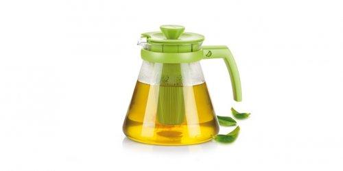 Tescoma Tetera con Filtro 1,25L TEO Tone, Verde