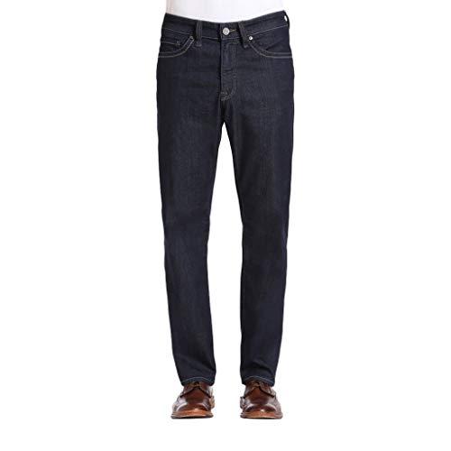 34 Heritage Mens Charisma Rinse Vintage Denim Jean Pants, 32W x 32L