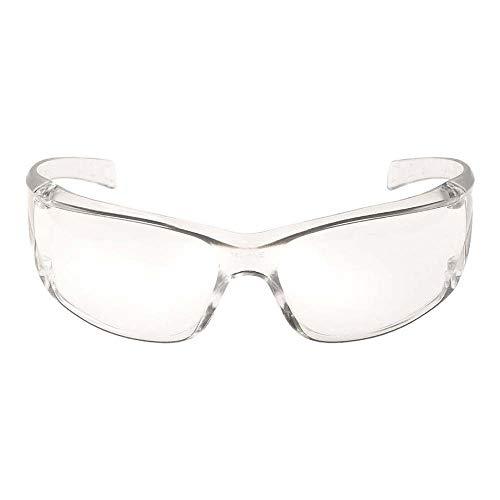 3M Gafas de seguridad Virtua con lentes antiarañazos transparentes 71500-00001 🔥