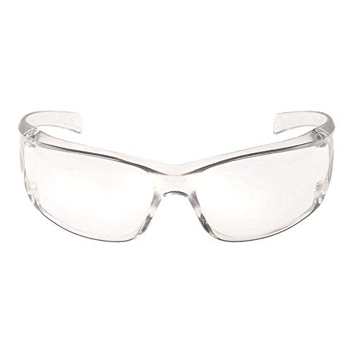 3M Virtua Safety Glasses, Anti-Scratch, Clear Lens,...