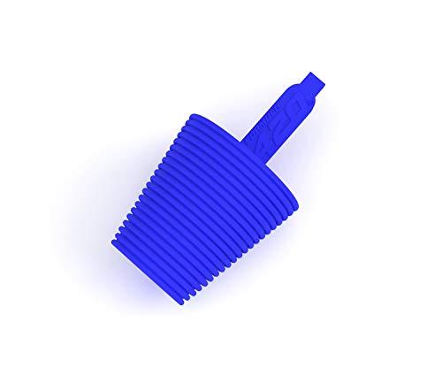 Formula 420 XL Cleaning Plugs, Storage, and Odor Proofing | Formula 420 Accessories (1 XL Plug - Orange) (Blue)