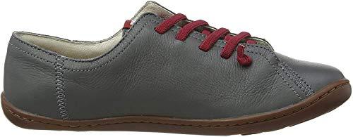 CAMPER Jungen Peu Cami Kids Sneaker, Grau (Medium Gray 30), EU