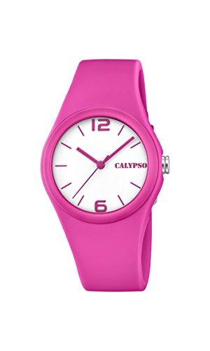 Calypso Reloj Análogo clásico para niñas de Cuarzo con Correa en Plástico K5742/4