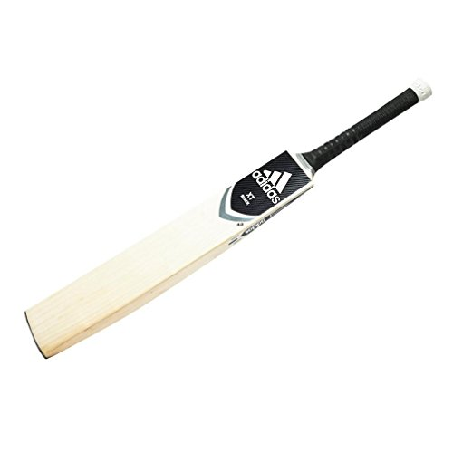 adidas XT Schwarz 4.0 Junior Cricket Bat, Schwarz, 6