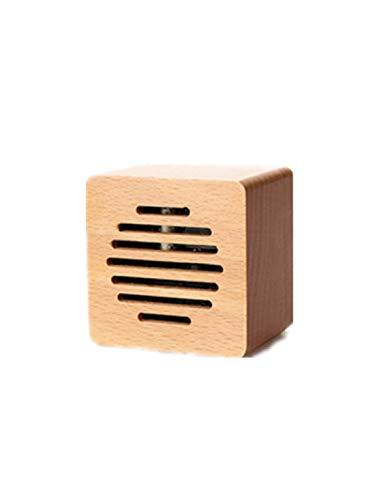 HSZW Music Box Lautsprecher Clockwork Music Box Walnut Maple kreative Geburtstagsgeschenk für Kinder und Mädchen Sky City Tausende und Tausende von Chinchilla Music Box