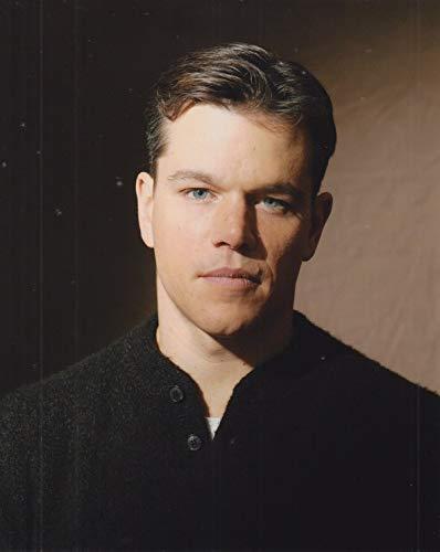 直輸入、大きな写真、マット・デイモン、 Matt Damon #10495