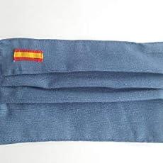 Tela verde con bandera España doble tela: Amazon.es: Handmade