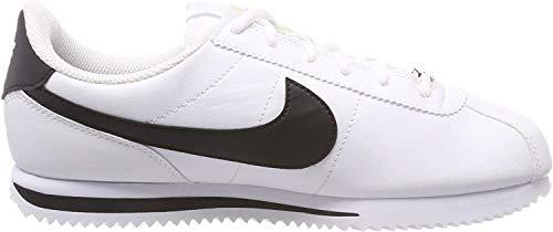 Nike Herren Cortez Basic Sl (Gs) Laufschuhe, Weiß (White/Black 102), 39 EU