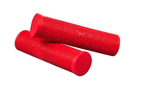 Dartmoor MAZE LITE - Manopole per MTB/Ciclo adulto, Unisex, red, 125 mm