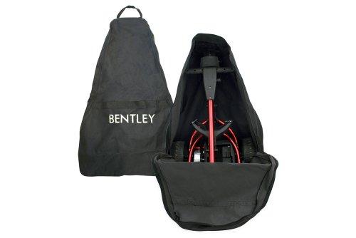 Charles Bentley Golf Électrique Chariot À Voyage Carry Bag...