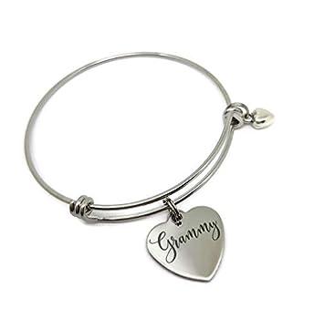 Grammy Charm Bracelet  Gift for Grandma Grammy