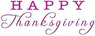 Self-Inking Thanksgiving Stamp - HAPPY THANKSGIVING