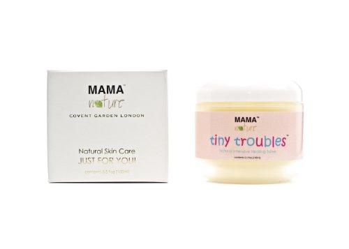 Mama Nature of London - Tiny Troubles - Crème naturelle pour les problème de peu pour bébé