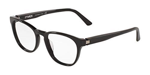 Starck Eyes Gafas de Vista 0SH3058 Black 50/18/145 hombre