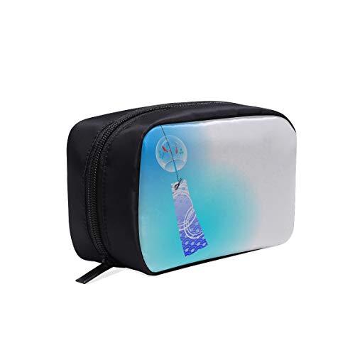 Mode Werkzeugtasche Schöne Wind Glockenspiel Cosmetic Organizer Tasche Kosmetik Make-up Tasche Herren Übernacht Kulturbeutel Kosmetiktaschen Multifunktionskoffer Taschen Reiseveranstalter