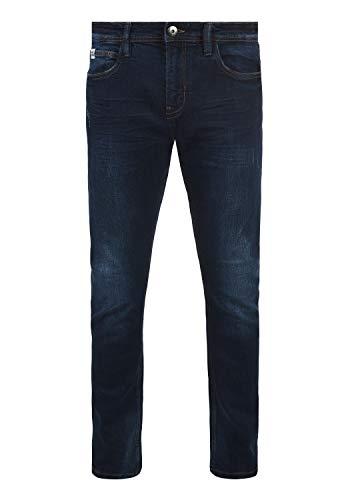 Indicode Aldersgate Jeans Pantalón Vaquero para Hombre Elástico Slim-Fit