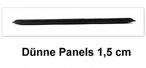 PS Pferdeartikel Dünne Panels/Trachten/Klettkissen mit Klettunterseite 1,5 cm hoch Größe 60 cm Länge