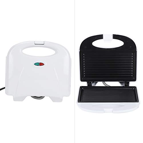 Multifunction Electric Sandwich Panini Maker Grilled Cheese Machine Mini Bread Maker Grill Breakfast Machine Baking Pan US Plug 110V
