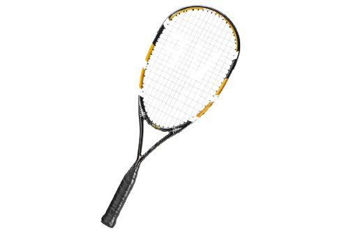VICFUN 865/0/3 Profi Speed-Badminton Schläger VF 5000, schwarz