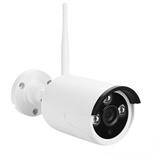 Bewinner 4 PCS 1080P HD Cámara, HDMI HD Versión Nocturna IR Cámara IP66 Impermeable,Función de Detección de Movimiento,Grabación en Tiempo Real,WiFi Cámara Profesional Inteligente para Seguridad(EU)