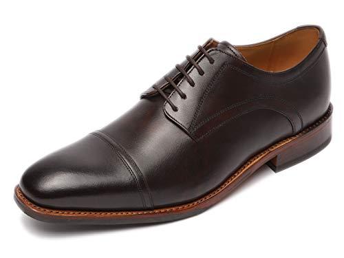 Gordon & Bros Herren Businessschuh, HAVRET 6046-C Männer Halbschuh,Schnürschuh,Derby Schnürung,Anzugschuh,TDM,43 EU / 9 UK