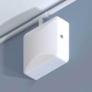 Oberon 1015-00 T Bar White Door Abs WAP Lock Box44; 11 in.