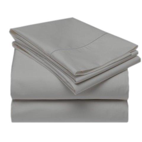 Save %26 Now! TERRA Sheet Set Low Profile Split Queen Tencel Dove