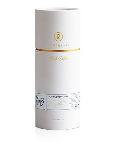 Kaffee-Bohnen aus Guatemala (N°12) - Feinster Single Origin Arabica von Coffee858 - Perfektes Kaffee-Geschenk (320g)