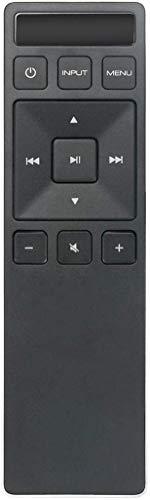 XRS521n-FM2 Remote Control Replacement for Vizio Sound Bar SB3621N-E8M...