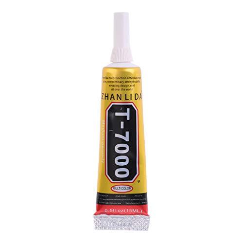 Hothap Super Adhesive Epoxy Resin Kleber, T-7000 15ml Repair Crack Frame Sealant