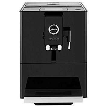 Jura A9 Automatic Coffee Machine, Black (Renewed)