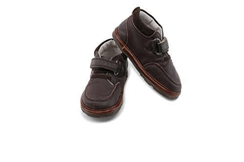 Tommy Tickle Baby Jungen Trax Boots Stiefel, Braun (Chocolate), 25 EU