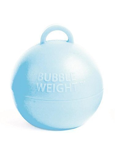 35 Gramme Bulle Poids Ballon (Paquet de 20) Bébé Bleu