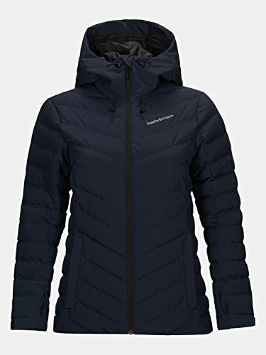 Peak Performance W Frost Ski Jacket Blau, Damen Daunen Isolationsjacke, Größe M - Farbe Blue Shadow