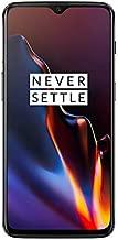 OnePlus 6T A6013 128GB Mirror Black - US Version T-Mobile GSM Unlocked Phone (Renewed)