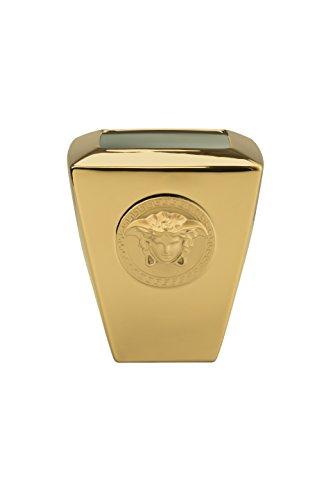 Versace-Vase 15 cm-Medusa gold