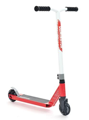 Dominator Scout Pro Stunt Scooter (rojo/blanco)