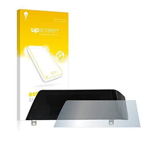 upscreen Entspiegelungs-Schutzfolie kompatibel mit BMW 3 G21 2020 Infotainment System (Rechtslenker-Auto, Trapez) – Anti-Reflex Bildschirmschutz-Folie