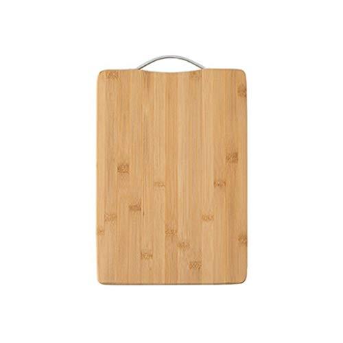 Planche à découper Suspension Design Planche à découper Couteau à découper en bambou-friendly organique Conseil meilleur for la viande Hacher/Légumes et fruits Planche à découper de cuisine