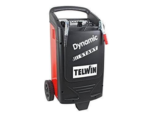 Telwin 16579 Werkstattladegerät DYNAMIK 520 mit integriertem Amperemeter