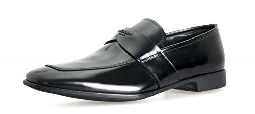 Prada Herren Schwarz Leder Business Schuhe 2DC116 P39 F0002 43 EU/UK 9