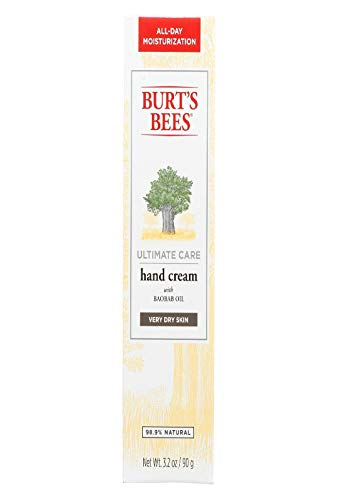 BURTS BEES Ultimate Care Hand Cream, 3.2 OZ