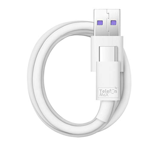Schnell-Daten Ladekabel SuperCharge Usb Typ C für Original Huawei Mate 30/ 20/ Mate 30/20 Pro/ Mate 10/ P40/P40 Pro/ P30/ P30 lite/P30 Pro P20/ P20 Pro/ P20 Lite/ P9/10/ P9/P10 Plus/ Honor 10/ 8