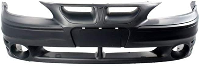 Front Bumper Cover Primed for 1999-2005 Pontiac Grand Am