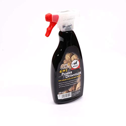 Leovet Power Striegel f. dunkle Pferde NEU 550 ml