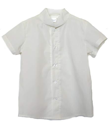 Camisas para Bebé y Niños de Manga Corta | 100% Algodón y