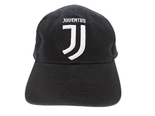 Kappe, Hut Juventus, offizieller Fan-Artikel für Juve JJ, Schwarz